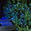 Solar Xmas LED lights